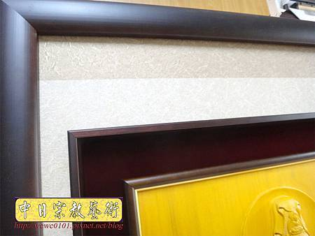 G3212.7尺神桌觀音浮雕聯 七尺佛桌佛龕.JPG