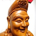 L4805.濟公師父 濟公活佛 降龍羅漢 1尺6佛像雕刻.JPG