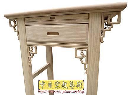 M14702.柚木神桌白身 二尺九佛桌 特製深度一尺六神桌樣式.JPG