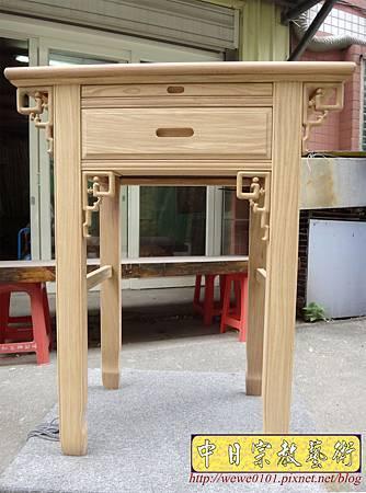 M14708.柚木神桌白身 二尺九佛桌 特製深度一尺六神桌樣式.JPG