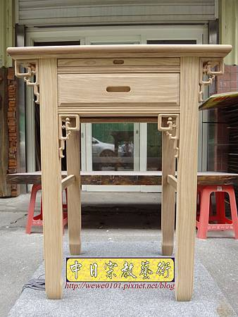 M14715.柚木神桌白身 二尺九佛桌 特製深度一尺六神桌樣式.JPG