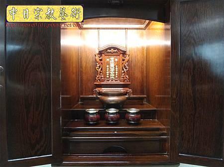 M15401.日式神龕 日式佛龕 小型日式公媽龕.JPG