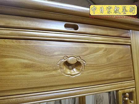 M15512.柚木神桌樣式 2尺9小佛桌.JPG
