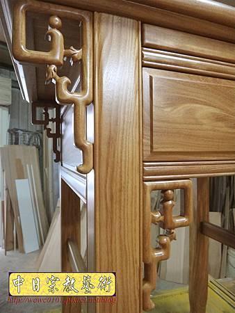 M15513.柚木神桌樣式 2尺9小佛桌.JPG