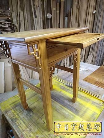 M15514.柚木神桌樣式 2尺9小佛桌.JPG