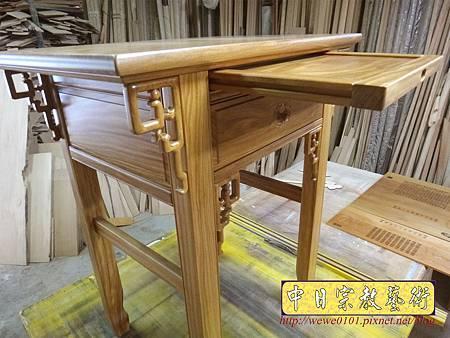 M15515.柚木神桌樣式 2尺9小佛桌.JPG