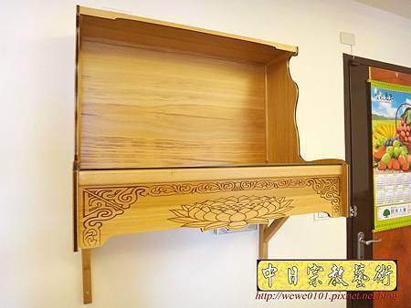M15601.客製化半櫥 壁掛式神桌製作 吊櫥神櫥設計.JPG