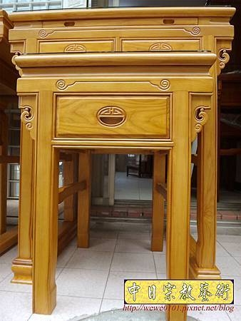M15702.榆木神桌製作 2尺9佛桌樣式 精緻小神桌.JPG