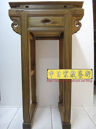 M16001.綠檀小神桌 2尺神桌樣式 小神桌精選.JPG