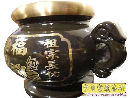 F4806.祖先爐 福祿壽爐 往生咒爐 神桌香爐.JPG