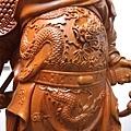 L5617.神像精品雕刻-關公 關老爺 關聖帝君木雕藝品2尺9.JPG