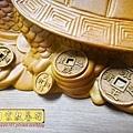 L5703.龍龜木雕藝品 樟木材質製作.JPG