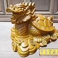 L5704.龍龜木雕藝品 樟木材質製作.JPG