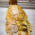 L5705.龍龜木雕藝品 樟木材質製作.JPG