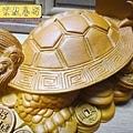 L5707.龍龜木雕藝品 樟木材質製作.JPG