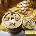 L5708.龍龜木雕藝品 樟木材質製作.JPG