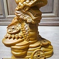 L5710.龍龜木雕藝品 樟木材質製作.JPG