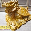 L5711.龍龜木雕藝品 樟木材質製作.JPG