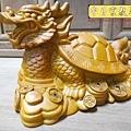 L5712.龍龜木雕藝品 樟木材質製作.JPG
