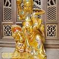 L5801.武財神木雕 八路財神雕刻 一尺六武財神趙公明.JPG