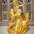 L5822.武財神木雕 八路財神雕刻 一尺六武財神趙公明.JPG