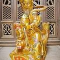 L5823.武財神木雕 八路財神雕刻 一尺六武財神趙公明.JPG