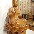L6004.觀音木雕神像 樟木神像雕刻.JPG