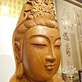 L6011.觀音木雕神像 樟木神像雕刻.JPG