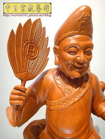 L6207.濟公師父 濟公活佛 降龍羅漢 佛像雕刻.JPG