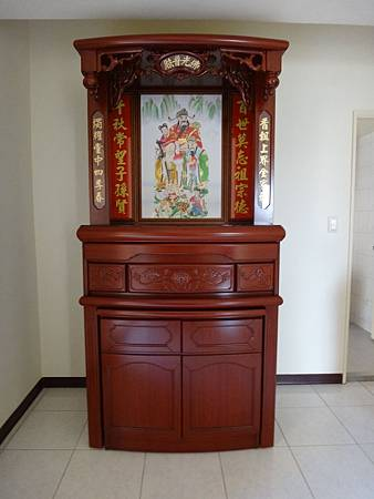 N30401.祖先櫥公媽櫥製作 公媽聯對 3尺6神櫥佛櫥.JPG