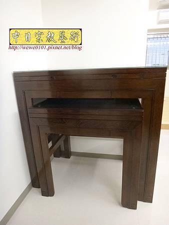 M13601.日式神桌設計 雞翅木佛桌製作 3尺6神桌樣式.JPG