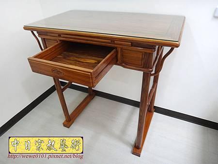 M17205.簡易式佛桌製作 3尺6柚木神桌樣式.JPG