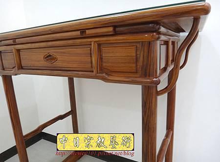 M17207.簡易式佛桌製作 3尺6柚木神桌樣式.JPG