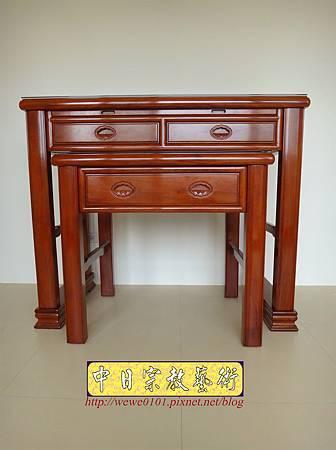 M18002.花梨木神桌製作 現代神桌樣式 4尺2花梨木佛桌樣式.JPG