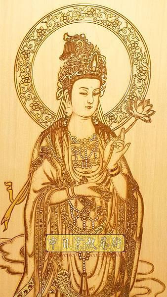 A14506.西方三聖木雕 7尺佛桌佛像木雕佛聯.jpg