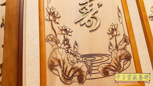 A15712.現代神桌神明聯公媽聯 電腦雕刻觀世音菩薩像.jpg