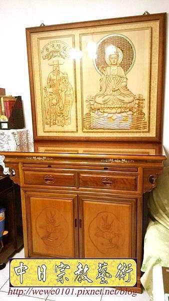 N31008.櫃型神桌箱櫃佛桌 4尺2神龕神聯觀世音菩薩公媽聯.jpg