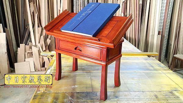 M18107.讀經桌 讀經架 花梨木經書桌 可調式讀經桌.jpg