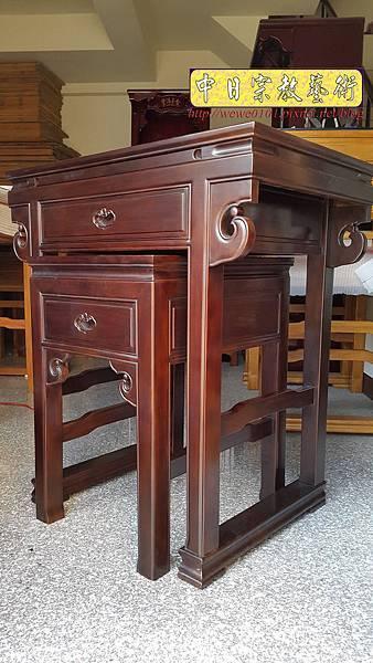 M18404.拜拜小佛桌 2尺9小神桌樣式 明式小公媽桌.jpg