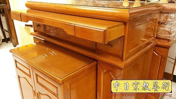 M19106.檜木神明櫥公媽櫥 5尺1佛櫥佛龕樣式.jpg