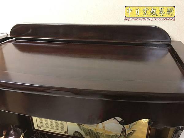 P2212.半櫥式現代佛櫥 特製佛櫥吊櫥 觀音佛祖聯.JPG