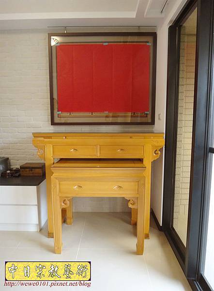 N32101.四尺二檜木佛桌.JPG