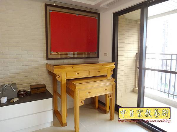 N32102.四尺二檜木佛桌.JPG
