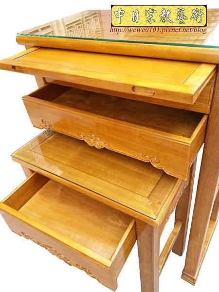 M17405.特製2尺9神桌 4尺2高 柚木佛桌樣式.jpg