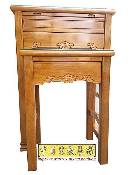 M17406.特製2尺9神桌 4尺2高 柚木佛桌樣式.jpg