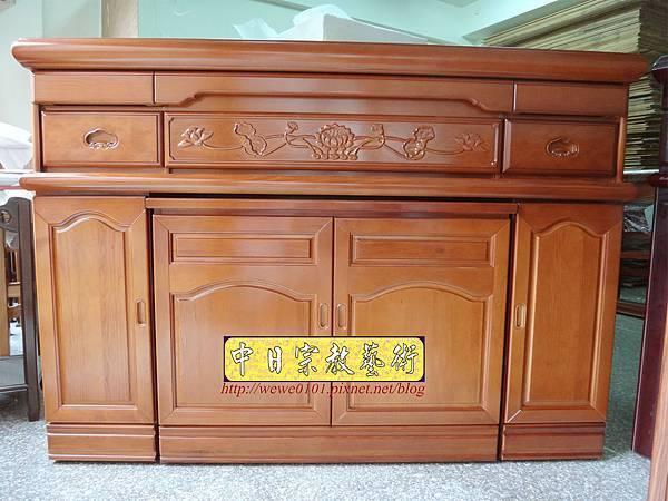 M20001.五尺一櫃型佛桌神桌樣式.JPG
