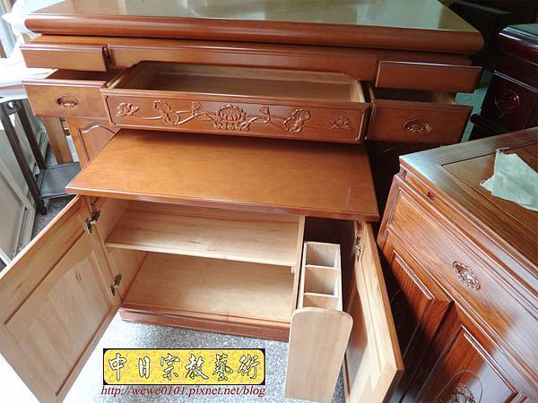M20012.五尺一櫃型佛桌神桌樣式.JPG