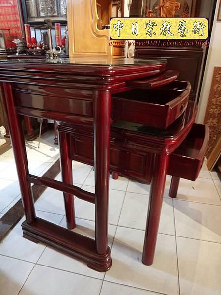 M13210.公寓小神桌 3尺6圓腳佛桌.JPG