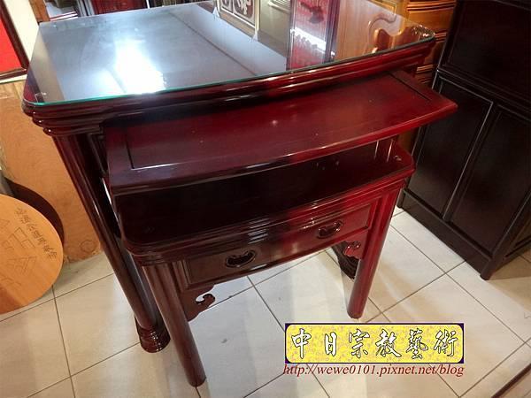 M13211.公寓小神桌 3尺6圓腳佛桌.JPG