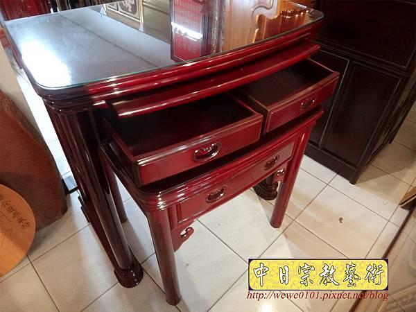 M13212.公寓小神桌 3尺6圓腳佛桌.JPG
